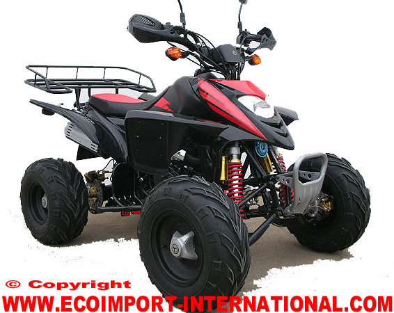quad feros 250cc atv homologue route furious 2 personnes