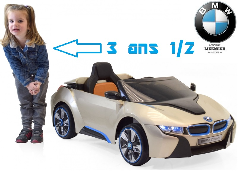 bmw i8 mini voiture electrique bebe pas cher voiture. Black Bedroom Furniture Sets. Home Design Ideas