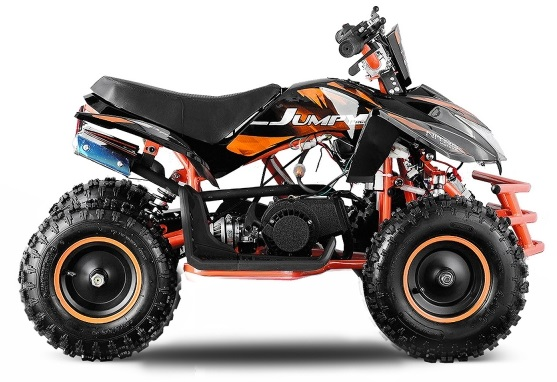 booster-quad-jump-luxe-pas-cher