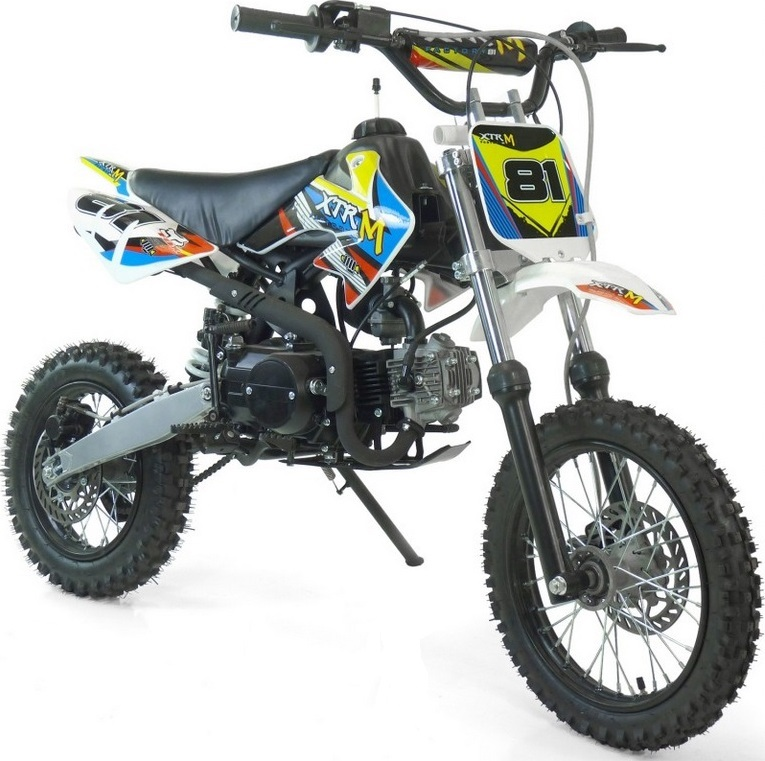 dirt bike 110 pit bikes 110cc moto cross pas cher. Black Bedroom Furniture Sets. Home Design Ideas