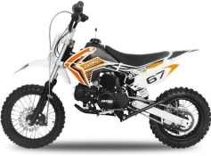 dirt bike 125cc tornado luxe moto cross pas chere