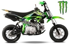 mini moto cross 50cc dirt pit bike 125cc tornado racing. Black Bedroom Furniture Sets. Home Design Ideas