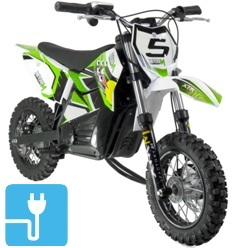 mini moto cross 50cc essence et lectrique pour enfant moto pas cher. Black Bedroom Furniture Sets. Home Design Ideas
