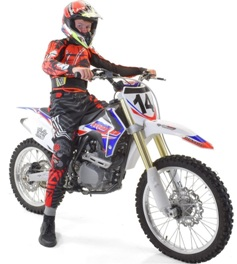 dirt bike supercross 250cc pas chere