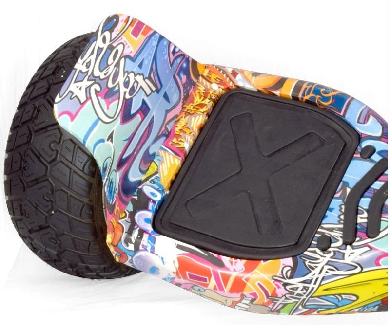 hoverboard cross tout terrain neo pas cher. Black Bedroom Furniture Sets. Home Design Ideas