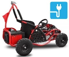 karting cross electrique pour enfant vente kart cross a vendre pas cher achat acheter karting. Black Bedroom Furniture Sets. Home Design Ideas