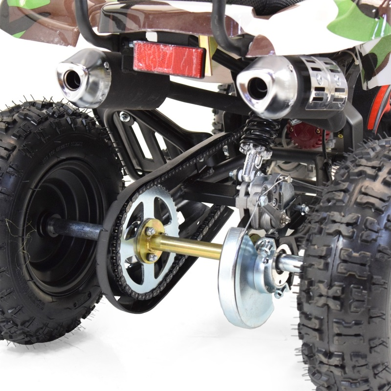 mini quad bazooka luxe quad enfant 50cc pas cher. Black Bedroom Furniture Sets. Home Design Ideas