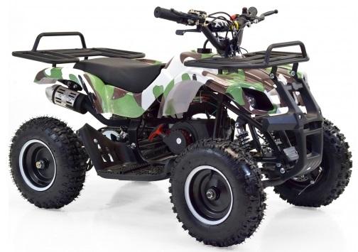 mini quad bazooka luxe quad enfant 50cc pas cher moteur essence thermique. Black Bedroom Furniture Sets. Home Design Ideas