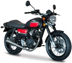 moto 125 homologue