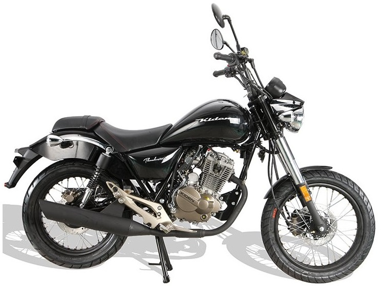 moto chopper 125cc tiger neo moto 125 pas cher vintage retro custom euro 4 homologu route. Black Bedroom Furniture Sets. Home Design Ideas