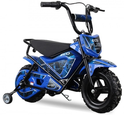 dirt bike pour enfant 250w 24v eco import