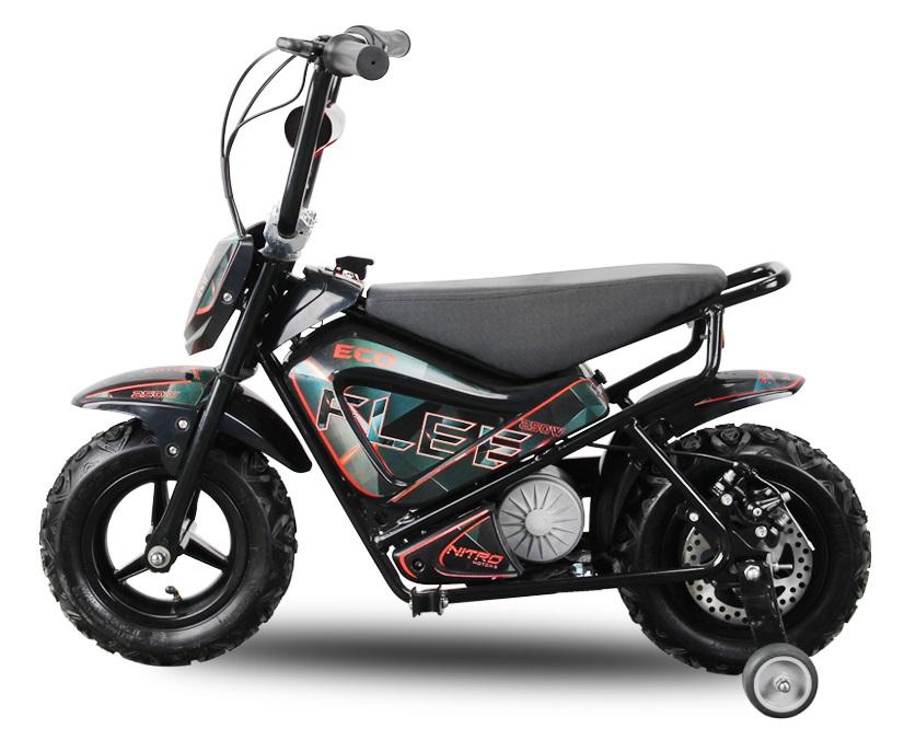 moto electrique neo prime petite moto enfant 250w. Black Bedroom Furniture Sets. Home Design Ideas