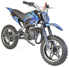 pocket bike cross 50cc grandes roues pas chere
