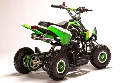 pocket quad monster pas cher mini quad enfant 50cc python 4 monster vert monster nitro. Black Bedroom Furniture Sets. Home Design Ideas