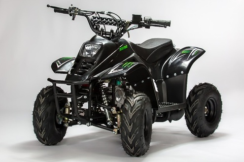 quad diamond enfant 110cc big foot monster