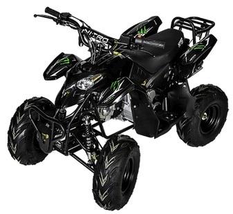 quad 110cc monster neo pas cher quad enfant avec pneus. Black Bedroom Furniture Sets. Home Design Ideas