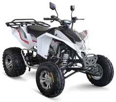 quad furious 300cc neo homologue
