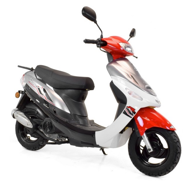scooter neuf 50cc booster cobra scooter 4 temps a. Black Bedroom Furniture Sets. Home Design Ideas