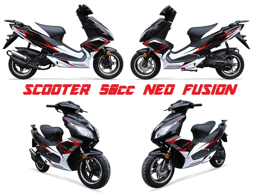 scooter 50cc neo fusion