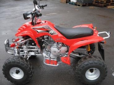 quad homologue 200cc