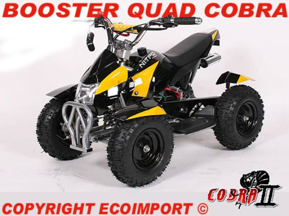 QUAD COBRA BOOSTER