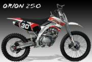 Dirt bike 250cc orion AGB 30