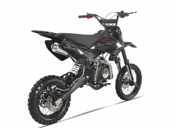achat moto dirt bike homologue route 125cc. Black Bedroom Furniture Sets. Home Design Ideas