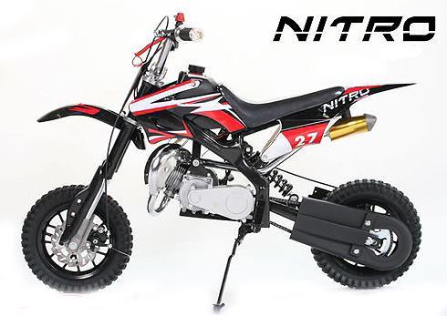moto cross nitro 50 moto enfant pas chere. Black Bedroom Furniture Sets. Home Design Ideas
