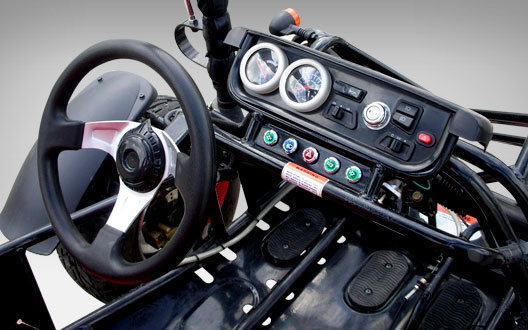 2006 Kinroad Buggy, 150cc, Images