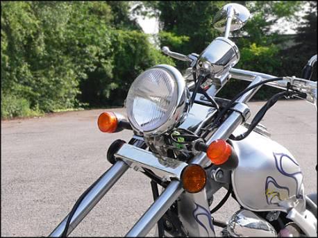 mini chopper tiger 50cc moto pas cher moteur type dax. Black Bedroom Furniture Sets. Home Design Ideas