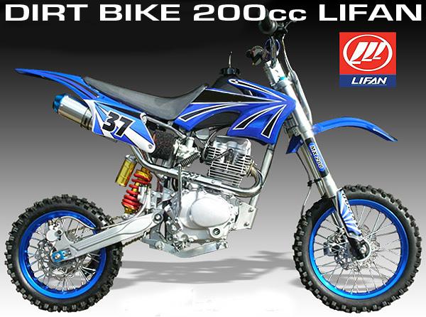 dirt bike 200cc pas cher lifan moto cross pas chere. Black Bedroom Furniture Sets. Home Design Ideas
