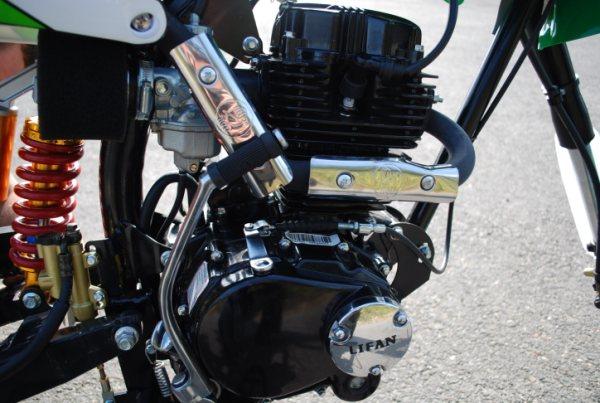 Dirt Bike 200cc  Fabricant  Producteur  PSL19507YH
