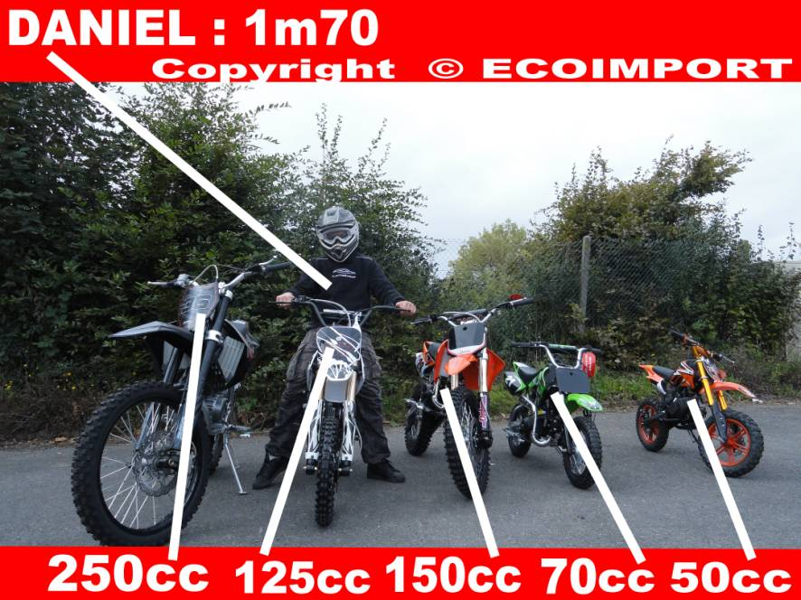 dirt bikes ecoimport motos