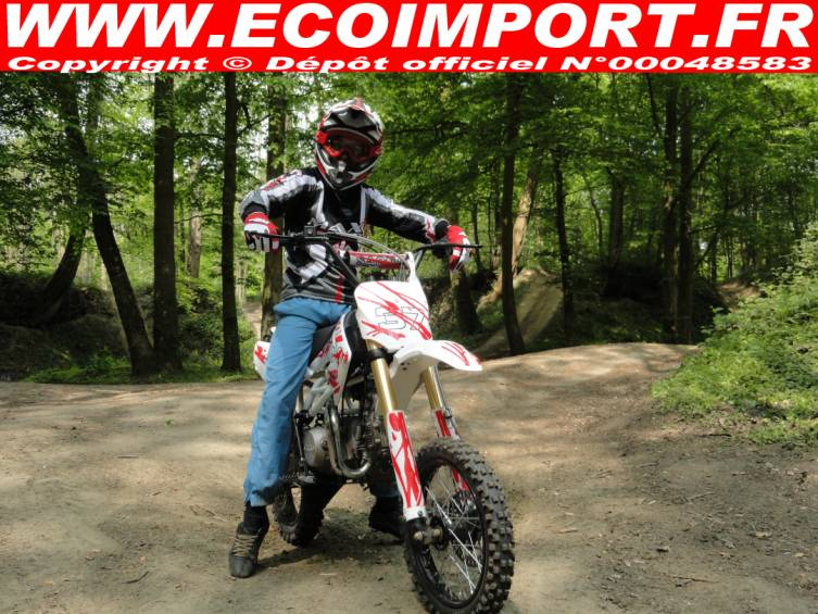dirt bike 125cc orion tornado racing sport