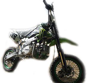 dirt bike pas cher 125cc tornado lynx moto cross moteur. Black Bedroom Furniture Sets. Home Design Ideas