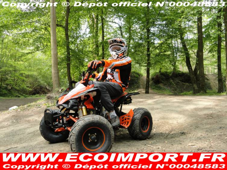 quad panthera 125cc 2