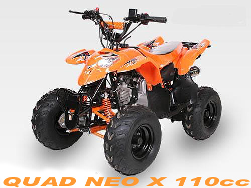 quad neo x 110cc pas cher quad razor 110 cc sport cross pour ado acheter vente achat atv. Black Bedroom Furniture Sets. Home Design Ideas