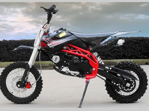 dirt pit bike 125cc tornado fun pas cher. Black Bedroom Furniture Sets. Home Design Ideas