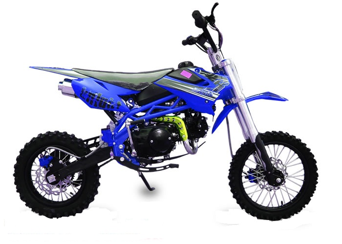 dirt pit bike 125cc tornado fun pas cher. Black Bedroom Furniture Sets. Home Design Ideas