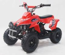 Booster quad panthera
