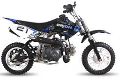 Dirt bike orion 70cc AGB 21 pas cher