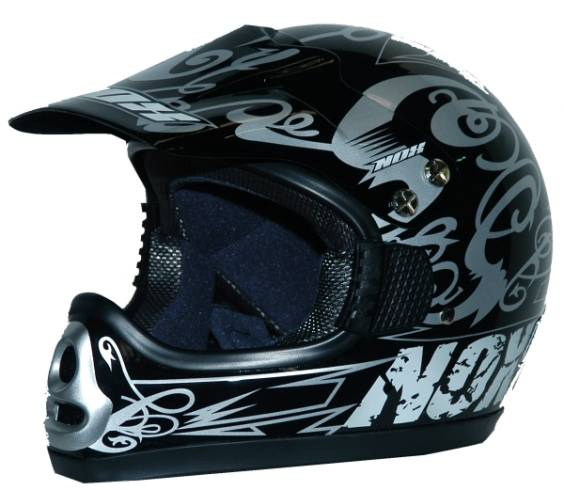 casque enfant moto cross motocross dirt bike casques adultes nox pas cher acheter. Black Bedroom Furniture Sets. Home Design Ideas