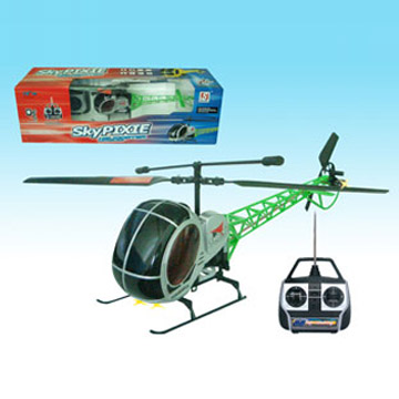 modelisme helicoptere radiocommande