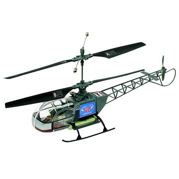 modelisme helicoptere radiocommandee