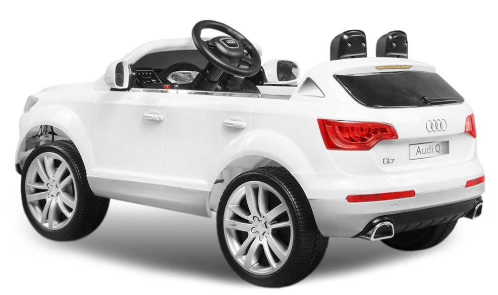 audi q7 voiture lectrique pour enfant pas chere. Black Bedroom Furniture Sets. Home Design Ideas