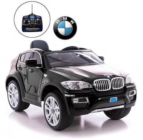 bmw x6 voiture electrique pour enfant idee cadeau. Black Bedroom Furniture Sets. Home Design Ideas