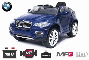 bmw x6 voiture electrique pour enfant idee cadeau. Black Bedroom Furniture Sets. Home Design Ideas