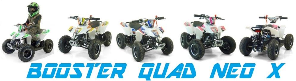 booster quad neo x moteur thermique essence 50cc mini quad enfant pas cher. Black Bedroom Furniture Sets. Home Design Ideas