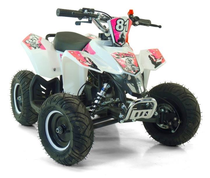 booster quad neo x moteur thermique essence 50cc mini quad