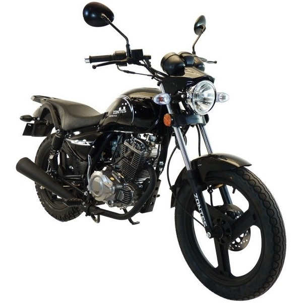 chopper 125 tiger sport moto homologue route pas cher